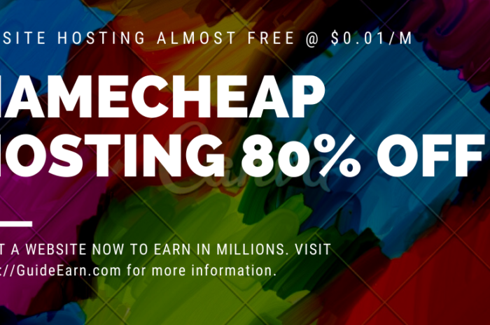 NameCheap Hosting Review Get Now at 80% OFF