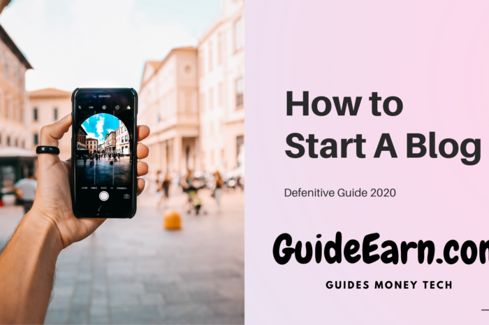 How to Start a Blog for Passive Income: Complete Guide in 2020