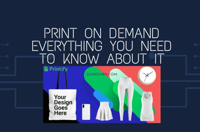 Print On Demand Everything You Need To Know About It